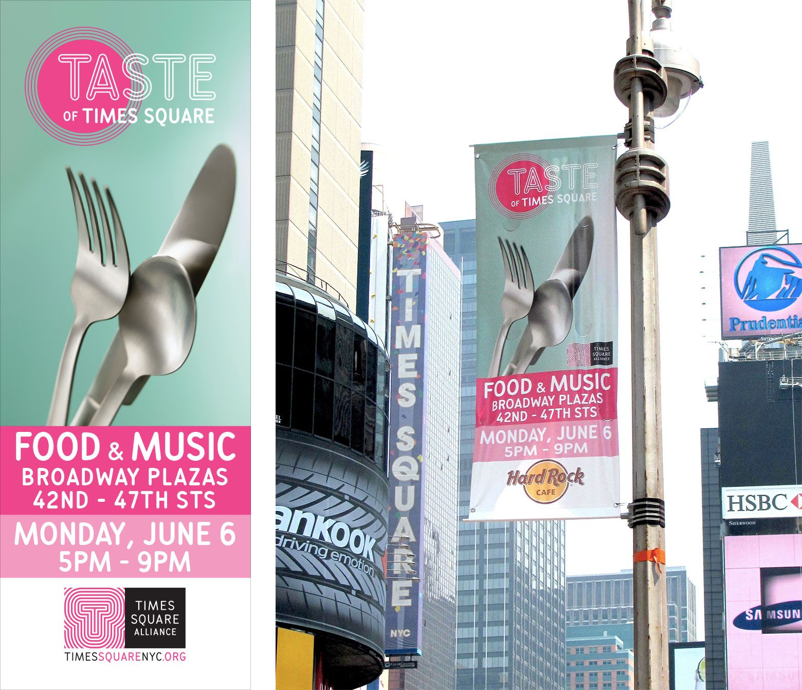 Taste of Times Square